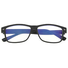 Anti Reflective Computer Glasses Clear Lens TV Protection Reading Gamer Nerd