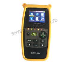 Satlink WS-6933 DVB-S2 FTA C&KU Band Digital Satellite Finder Meter with Compass