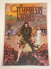 TALES FROM THE HEART OF AFRICA TEMPORARY NATIVES EPIC COMICS GRAPHIC NOVEL<
