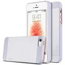 iPhone 5/5S/SE Case Shockproof Luxury Laser Ultra Slim Metal Hybrid Defend Cover