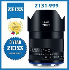 Zeiss Loxia 21mm f/2.8 Lens for Sony E Mount Mfr # 2131-999