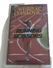 Weird Al Yankovic Cassette Tape - Running With Scissors