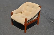 Vintage Danish Modern Domino Mobler Lounge Chair