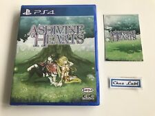 Asdivine Hearts - Limited Run Games - Sony PlayStation PS4 - Neuf Sous Blister