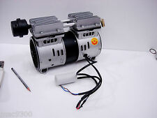 Oil Free Air Compressor Head for Dental,Hobby,Paint,Spray Gun.(Diaphragm Type)