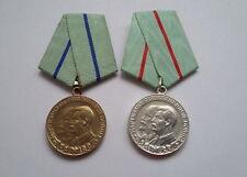 "2 SOVIET RUSSIAN MEDALS PARTISAN ""GUERRILLA OF PATRIOTIC WAR I&II DEGREE"". COPY"