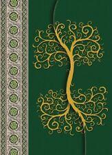 Keltisch Baum des Lebens Tagebuch - Buch der Schatten - Notizbuch -
