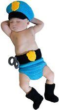 Princess Paradise Baby Boys' Mr. Police Officer Size 0-3 months NIP