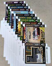 Atari Lynx game boxes x10 BRAND NEW Songbird