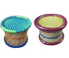 Pushkar crafts Poufs Handmade Ecofriendly Material by Nature Thing & Colorful