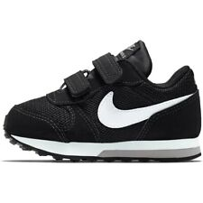 Nike MD Runner 2 (TDV) Toddler Shoes Black/White 806255 001 Free Shipping