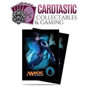 Ultra Pro Magic Deck Protector Mana 4 Jace 80 Card Sleeves