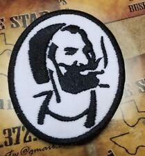 Zig Zag Man patch