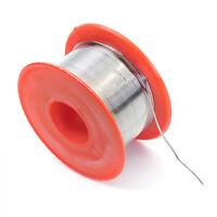 1x 63/37 0.8mm Tin Lead Rosin Core Solder Flux Soldering Welding Iron Wire Reel