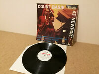 COUNT BASIE - At Newport - Clef series / Columbia vinyl record