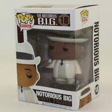 Funko Pop! Rock - Figure - Notorious B.I.G. #18 (4 inch) *Non-Mint Box*