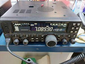 Yaesu Ft-450d Transceiver good cond no manual