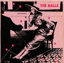 """THE BALLS * I LOVE THE BALLS * 7"""" SINGLE TOWERBELL TOW 10 PLAYS GREAT"""