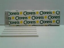 Vtg American Chewing Gum Wrapper Unopened Stick Clorets