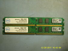 DELL CERTIFIED LOW PROFILE 2GB SET 1x2GB PC2-6400 DDR2 240-PIN DIMM SNPYG410C/2G
