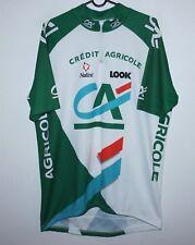 Credit Agricole cycling team shirt Nalini Size 7