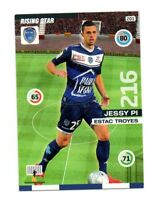 Panini Foot Adrenalyn 2015/2016 - Jessy PI - ESTAC Troyes (A5347)