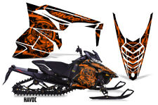 Yamaha SR Viper RTX STX MTX Decal Wrap Graphic Kit Sled Snowmobile 14-16 HAVOC O