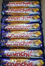 CADBURY CRUNCHIE.BOX OF 24x40g.BEST BEFORE DATE 19/10/2020.