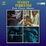 Stanley Turrentine-Four Classic Albums (UK IMPORT) CD NEW