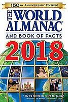 The World Almanac and Book of Facts 2018 Paperback