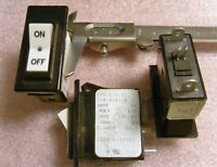 Airpax 203-2-1-51-153-5-1-16 SPST 125V 15A Illuminated Rocker Circuit Breaker