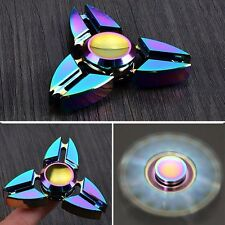 Fidget Finger Spinner Hand Focus Spin EDC Bearing Stress Toys UK SELLER