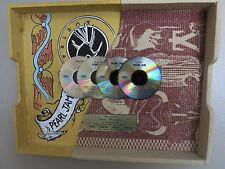 PEARL JAM/DAVE ABBRUZZESE AUSTRALIAN 4 RECORD LP AWARD RARE! ONE OF A KIND COA!