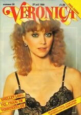 VERONICA 1985 nr. 30 - SHELLEY LONG / PAUL YOUNG / STERKE YERKE