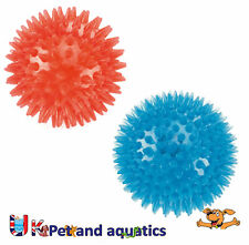 Gor Pets Dog Toy, Gor Flex Squeaky Ball 9cm GF12