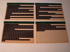 LAND ROVER DISCOVERY PARTS MICROFICHE FULL SET OF 4 FEBRUARY 1993 RTC9947FO