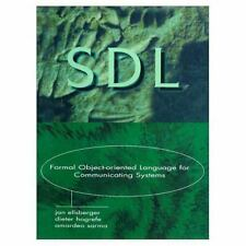 SDL: Formal Object-Oriented Language for Communicating Systems 2nd Edition