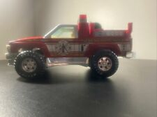 Nylint Fire Truck Suburban Pumper Pressed Steel Toy Vintage 1970s Usa Made