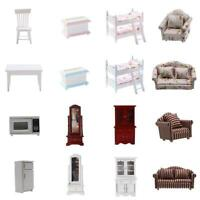 1:12 Dolls House Miniature Furniture Model Crafts