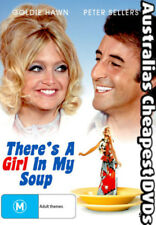 There's A Girl In My Soup  DVD NEW, FREE POSTAGE WITHIN AUSTRALIA REGION 4