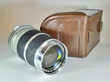 Voigtlander Super-Dynaret 135mm f/4 Lente de retrato-Dkl Mount para Vitessa T