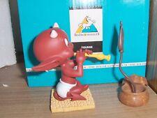 Extremely Rare! Hot Stuff Baby Snake Charmer Demons & Merveilles Figurine Statue