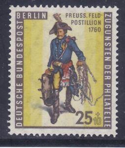 Germany Berlin 9NB13 MNH OG 1955 Prussian Field Postilion Issue Vey Fine