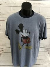 Disney Mickey Mouse T-Shirt Size Large