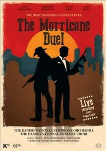 ENNIO MORRICONE - MORRICONE DUEL: THE MOST DANGEROUS CONCERT EVER NEW DVD