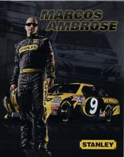 2012 Marcos Ambrose Stanley Tools FatMax Tools Set Ford Fusion NASCAR postcard