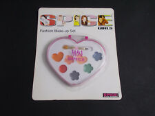 * Spice Girls-Heart Shaped Fashion Make Up Set-Mint Sealed 1997 Girl Power