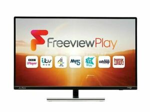 "Avtex 199DSFVP 19"" 12/24/240v WiFi Freeview HD Satellite HD Tuners Catch Up TV"