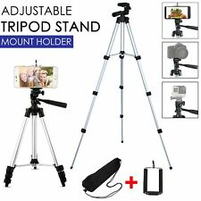 Tripod Camera Professional Stand Holder Bag For Smart Phone iPhone Samsung
