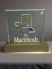 Apple Picasso Vintage Macintosh Lighted Dealer Sign (Free shipping within Canada